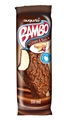 Bambo with cocoa coating with nuts